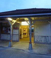 小湊鉄道・海士有木(あまありき)駅、千葉県市原市にて - カステラさん