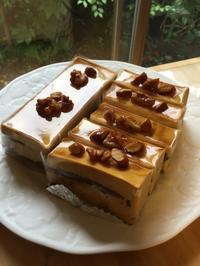 ナッツのキャラメルムース - 調布の小さな手作りお菓子・パン教室 アトリエタルトタタン