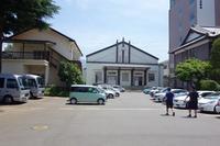松商学園高等学校(旧松本商業学校)講堂&柔剣道場 - レトロな建物を訪ねて