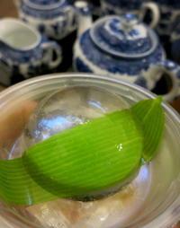 話題の水信玄餅風?水ゼリー*ローソンのぷるるん水ゼリー - ぴきょログ~軽井沢でぐーたら生活~