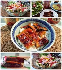 それぞれの鰻とビール - 気ままな食いしん坊日記2