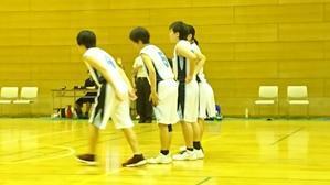 【郡大会】Part13 4日目 女子バスケットボール部2回戦! - 平洲中NOW29