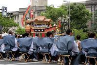 祇園祭・後祭 山鉾巡行 大船鉾 - ちょっとそこまで