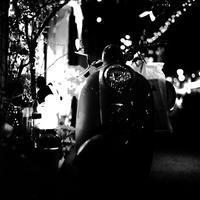 夜とスクーター - NINE'S EDITION