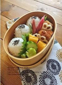 7.24 カジキフライ弁当 - YUKA'sレシピ♪