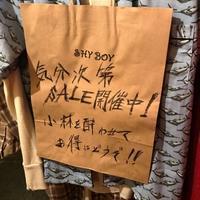 SHYBOY NIGHT episodeⅢたくさんのご来場ありがとうございました! - 水戸市の古着屋『SHYBOY』