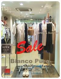 夏本番 !!『白のTシャツ特集』です ♪ - セレクトショップBianco Puro (ビアンコ プーロ)