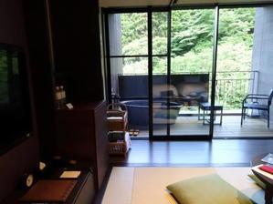 箱根とポーラ美術館 - 虹色の森