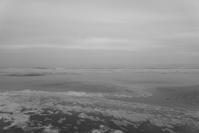 海が荒れていた。 - 東に向かえば海がある
