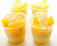 甘くて冷た〜い♪オレンジプリン。 - 手作りケーキのお店プペ