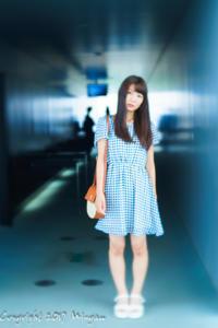 """""""マーメイドヴァケーション"""" 〜人魚の休日〜 その5 - めぐみ #014 - Mi-yan's PHOTO LIFE blog [PORTRAIT]"""