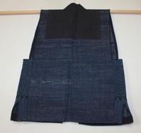 古布 木綿 紙縒り 裂き織 庄内 Japanese Antique Textilw Koyori-paper Sakiori Shonai - 京都から古布のご紹介