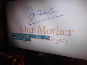 Diana, Our Mother, Her Life and Legacy、ダイアナ、アワー・マザー、ハー・ライフ・アンド・レガシィ、ダイアナ妃・われわれの母親、彼女の人生の軌跡と受け継ぐべきこと -