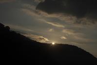 白馬岳を歩いて:2日目(白馬尻-白馬山荘間) (2017/07/18-21) - まるさん徒歩PHOTO 3:SLやまぐち号・山風景など…。 (2015~)