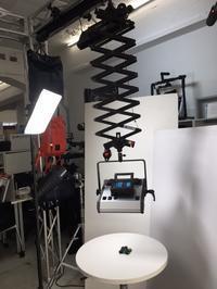 FOMEX LEDライト EX600 + TRE-D パンタグラフの組み合わせ - TAKEブログ
