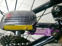 SL-LD200-Rの取り付け部品の自作修理 - hills飛地 長距離自転車乗り(輪行含む)の日誌