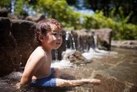 今日こそは水遊びを 北本市子供公園 - Full of LIFE
