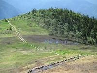 尾瀬 雪解けの会津駒ケ岳で湿原と花を愛でる     Mount Aizukoma in Oze National Park - やっぱり自然が好き