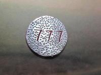 Dot Hand Made  Ball marker !! - 連続スリーパット 2