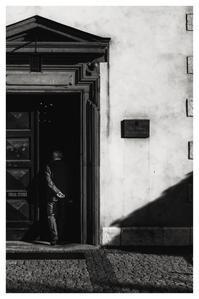 Krakow monochrome #2 - MaterialistiC*
