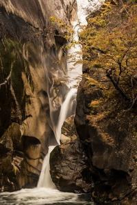 昇仙峡 仙娥滝 - 風景写真家みっちいいい
