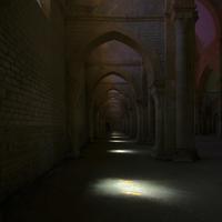 フォントネー修道院 Abbaye De Fontenay - iPhoneで撮る建築写真 デジカメで撮る建築写真 建築巡礼 建築写真 風景写真 iPhone写真、