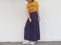 チャンピオンTの大人STYLE ✨ - 「NoT kyomachi」はレディース専門のアメリカ古着の店です。アメリカで直接買い付けたvintage 古着やレギュラー古着、Antique、コーディネート等を紹介していきます。