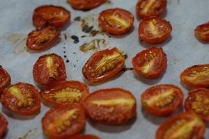 今年のミニトマト -