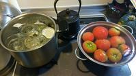 トマトでケチャップ作り - ゆ~らり日記