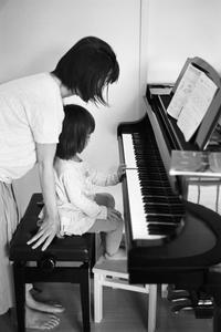 ピアノレッスン。 - SunsetLine