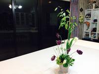 涼やかに・・・ - Flower Days ~yucco*のフラワーレッスン&プリザーブドフラワー~