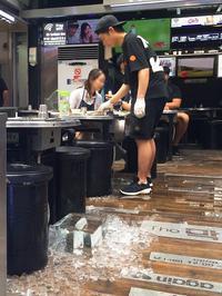そりゃ涼しいね サムギョプサル - 今日も食べようキムチっ子クラブ (我が家の韓国料理教室)