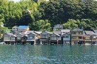 伊根の舟屋(重要伝統的建造物群保存地区) - からっ風にのって♪