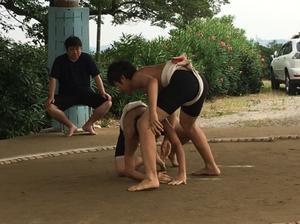 【郡大会】Part17 5日目 柔道部が相撲に出場! - 平洲中NOW29
