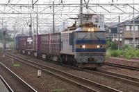清洲にて貨物列車撮影 その3 EF510-511・EF64-1000重連・DD51重連・DD51853国鉄色 2017.07.25  - こちら運転担当配車係2