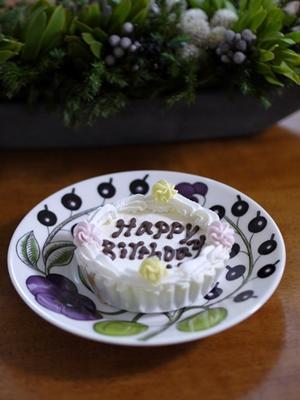 16回目のお誕生日。。。 -
