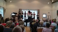 チャリティーコンサート & ナナとネオ君 - ドイツの陽だまり