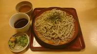 信州そば 御岳さん@北新地 - スカパラ@神戸 美味しい関西 メチャエエで!!