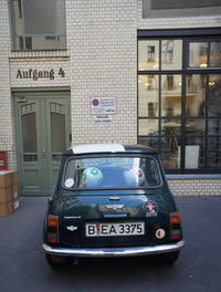 AMPELMANN Mini @ Hackescherhöfe - べルリンでさーて何を食おうかな?