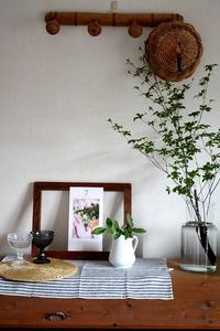夏のインテリアと花 - 暮らしを紡ぐ