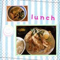 ☆Lunch☆ - のんびりamiの日記