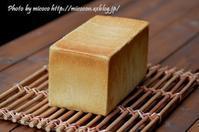 いちご香る角食( ̄m ̄* )ムフッ♪ - 森の中でパンを楽しむ