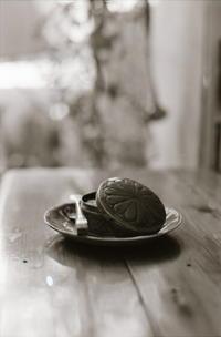 避暑カフェ - パトローネの中