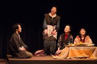 「釈迦内柩唄」舞台写真 5 - 劇団新芸座ブログ