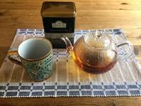 今日の紅茶 -AHMAD TEA- - ClockHands Record