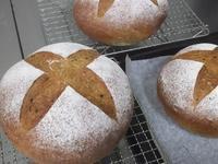大麦のパン - 浅間高原・北軽井沢 ペンション・ローエングリンの高原日記