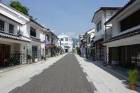 松本市の中町通り - レトロな建物を訪ねて