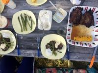 【週末田舎くらし】山小屋での食事は夫が担当! - 子供と楽しむ北欧生活
