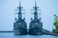 護衛艦一般公開 - とりあえず撮ってみました