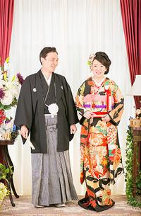 お式の前にゆっくりと、素敵&贅沢なウエディング前撮り - それいゆのおしゃれ着物レンタル